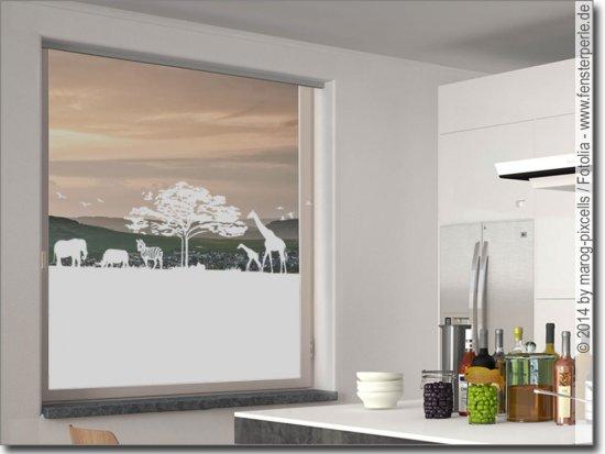 Fensterfolie Mit Skylines Und Landschaften Passgenau