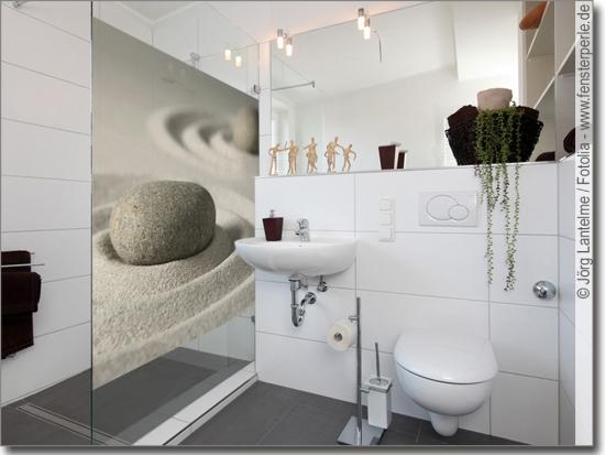 Badezimmerfenster Blickdicht sichtschutz oder deko für bad wc maßanfertigung