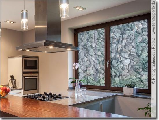 Glasbilder steine klebefolie f r glas ma anfertigung for Graue klebefolie