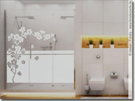 Badezimmer Fensterfolie, sichtschutz oder deko für bad & wc | maßanfertigung, Design ideen