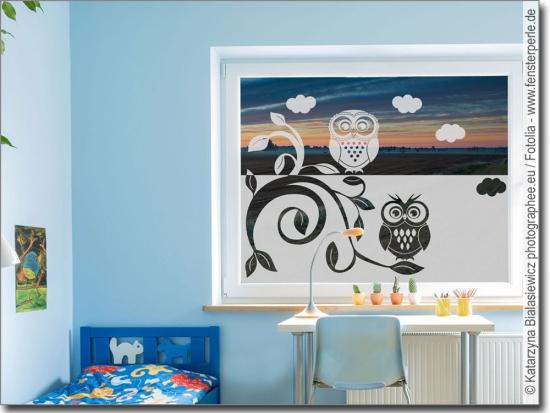 Milchglasfolie: Sichtschutz & Sticker | Kinderzimmer