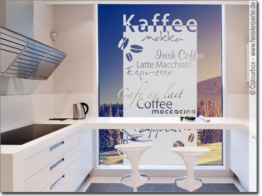 milchglasfolie f r fenster kaffee. Black Bedroom Furniture Sets. Home Design Ideas