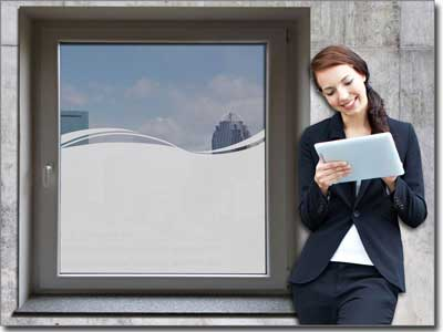 Moderne sichtschutzfolie - Sichtschutzfolie badfenster ...