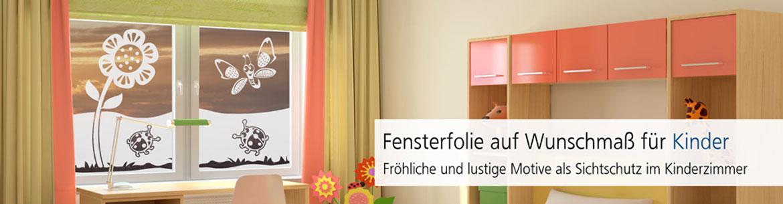 Fensterfolie Als Sichtschutz Fur Kinderzimmerfenster